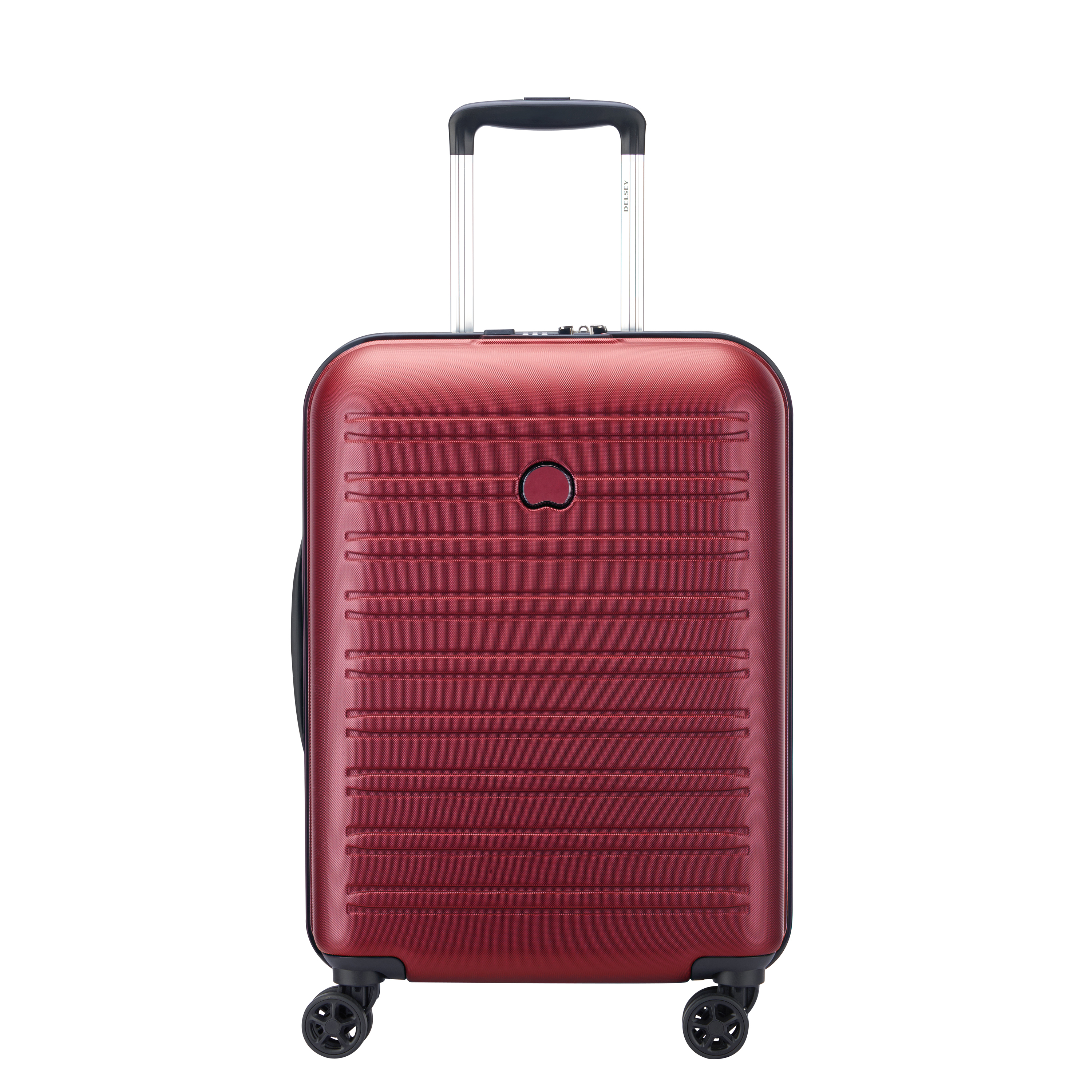 Delsey Segur slim 55 red 2038803-04 36l