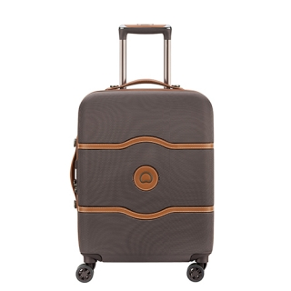 Delsey Chatelet Air slim 55 chocolate 1672803-06 38l