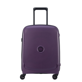 Delsey Belmont+ slim 55 purple 3861803-08 33l