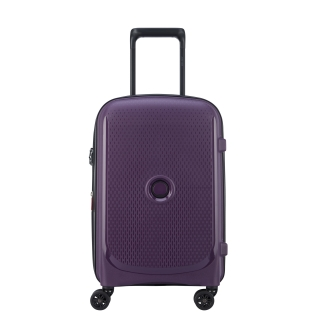 Delsey Belmont+ 55 purple 3861804-08 33l exp